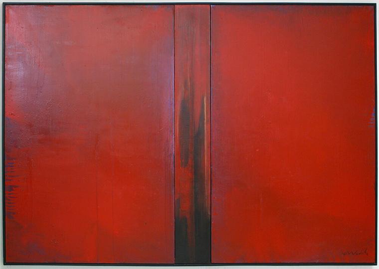 Rdeč prostor/ Red Space