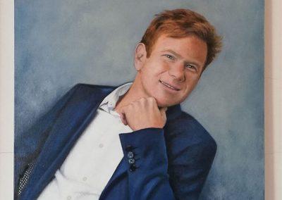 Portret Gregorja / Portrait of Gregor
