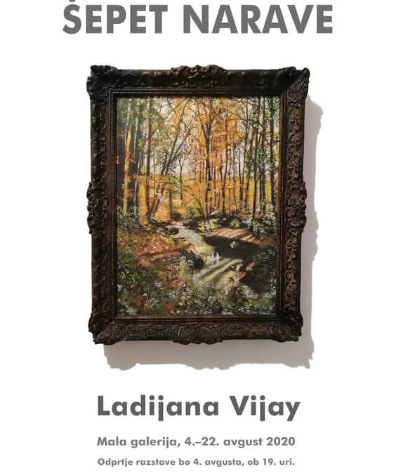 ŠEPET NARAVE – Ladijana Vijay