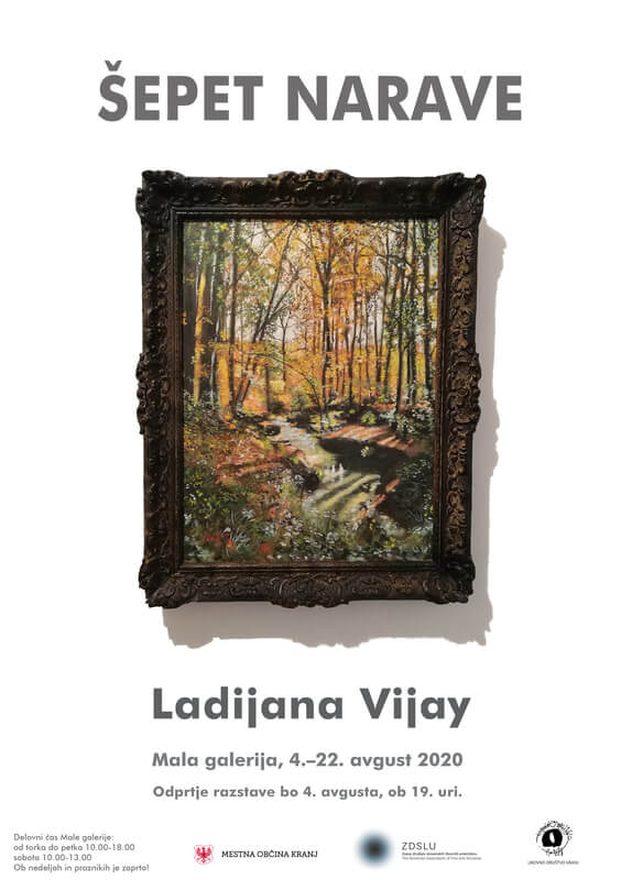 ŠEPET NARAVE - Ladijana Vijay