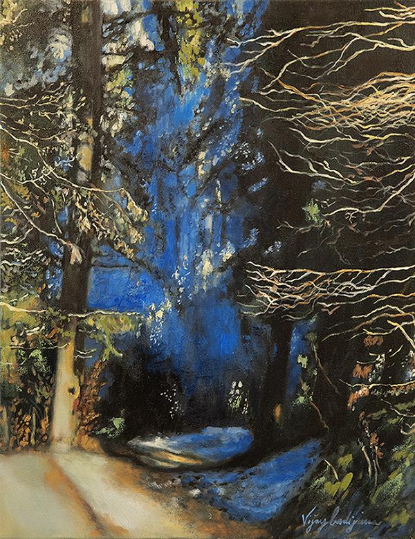 Čarobni gozd/ Magical Forest